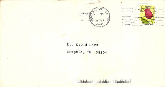 Letter from Raymond H. Weill