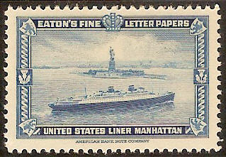 United States Liner Manhattan