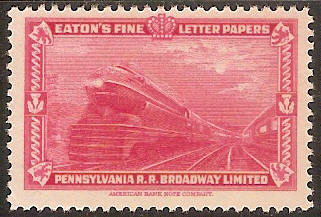 Pennsylvania R.R. Broadway Limited