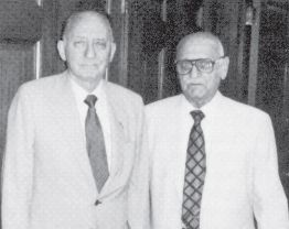 Raymond and Roger Weill